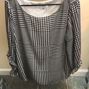 Woman's XL Calvin Klein blouse